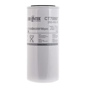 Filterelement för diesel HYDROSOFB 260HS-30 micron. CT70067
