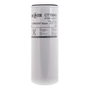 Bränslefilter för diesel. HYDROSORB 475XL-30 micron, CT70043