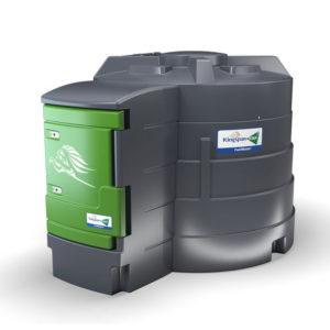 FuelMaster 5000 liter, stationär plasttank