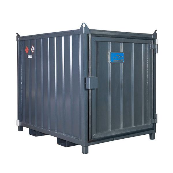Kombi containertank