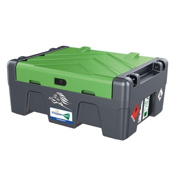 TruckMaster platt plasttank, uppfyller ADRs undantagsregel