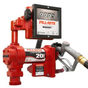 Bränslepump Fill-Rite 12V