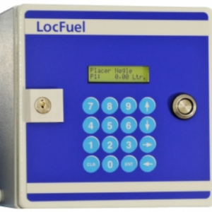 LOCFUEL 3000, Bränsleregistrering för upp till 3000 användare, helt PC-baserat system