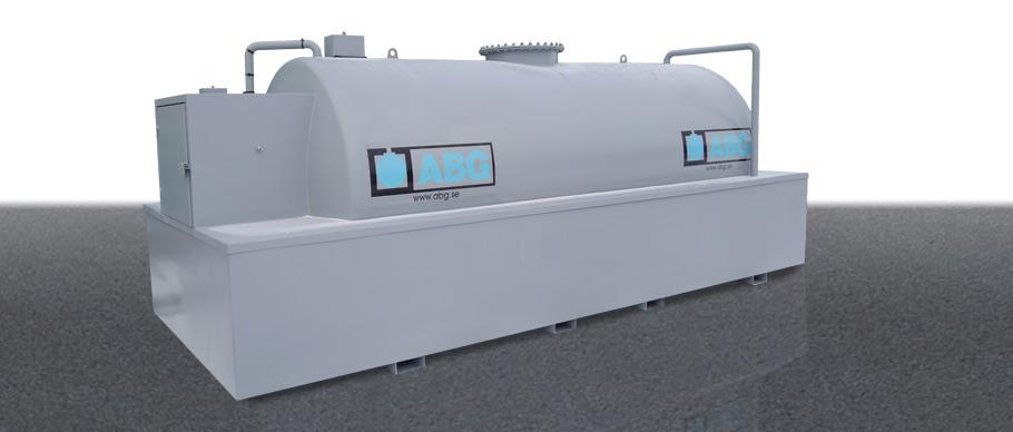 Stationära cisterner