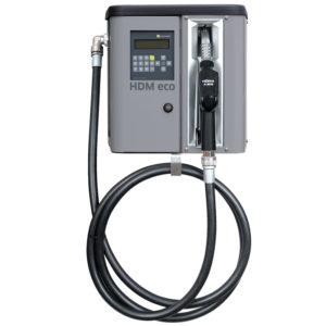 Registreringssystem med pump HDM 80 box