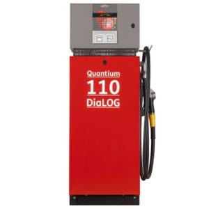 Quantium 110, registreringssystem komplett med pump