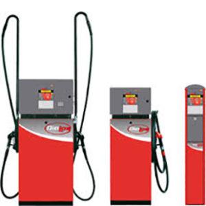 Registreringssystem med och utan pump